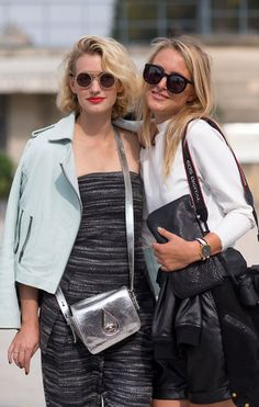 Street Style: Paris Fashion Week Spring 2014
