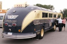 1949 Flxible Clipper Sightseer