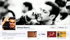 February 27, 2014 Feeling like the proudest fan ever! What a day! +Salman Khan  I love you so  much jai ho #14MillionSalmaniacsOnFB