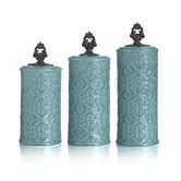 Found it at Wayfair - Devi 3-Piece Canister Set