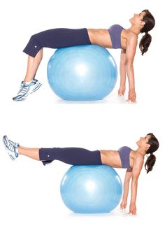 5 Moves for Firm Abs