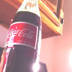 I don't like the American stuff anymore.  I prefer the soda without High Fructose Corn Syrup.