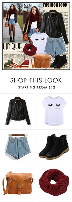 """""""Shein 2/XI"""" by merima-p ❤ liked on Polyvore featuring Chicnova Fashion"""