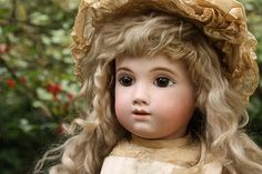 Bebe Thuillier Doll