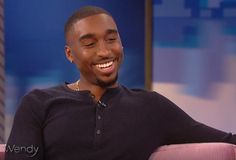 'All Eyez On Me' Star Demetrius Shipp Jr. (@DShippJr) Talks Becoming Tupac Fatherhood & Crushing On @Karrueche  ___ Get the scoop and see video @ IceCreamConvos.com or the ICC app! ___ #DemetriusShippJr #WendyShow #AllEyezOnMe #Tupac #Karrueche #IceCreamConvos