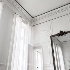 White Space... ☁️☁️☁️ #Paris #interiors #figtny