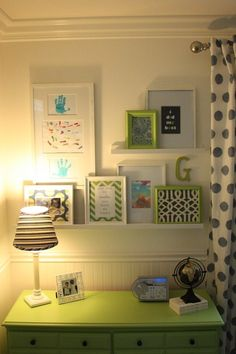 """painting dressers for a boy 