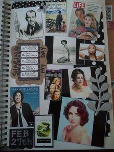 smashbook celeb inspiration page