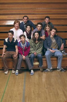 Freaks & Geeks - One of the best/most underrated shows of all the times.