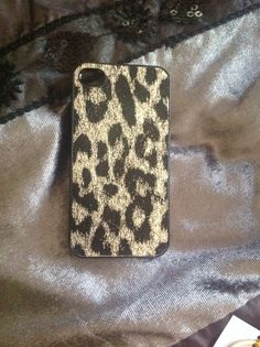 Leopard love phone case May 14