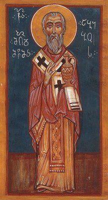 St. Abibus - martyr