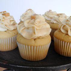 Salted Caramel Cupcakes - From Calculu∫ to Cupcake∫
