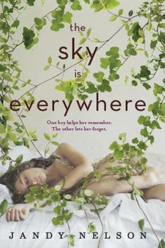 The Sky Is Everywhere by Jandy Nelson  One of my favorite books! :)