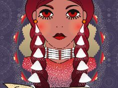 Native artists designed these free posters to #HonorNativeLand