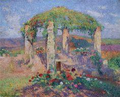 The Beginning of Autumn - Henri Martin