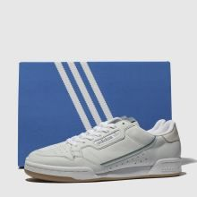 7e7bf090866 adidas grey continental 80 trainers