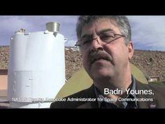 Badri Younes, NASA Deputy Associate Administrator for Space Communications