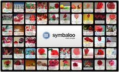 Idees magistrals: El symbaloo de roses de Sant Jordi Conte, Spring Crafts, Tatting, Holiday Decor, Tic Tac, Damier, Michael Jackson, Aurora, Apps