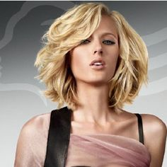 Layered Shag from Wella Professionals - Behindthechair.com