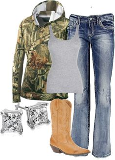 """School Day"" by small-town-country-gurl on Polyvore"