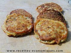 Recette des galettes de maïs, un régal, elles peuvent servir pour les hamburger végétarien ou à manger avec une bonne salade. Les enfants adorent et nous aussi.