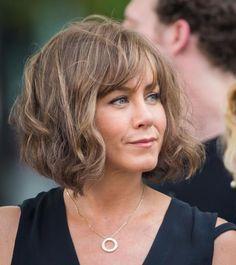 #JenniferAniston cute bob #hairstyle