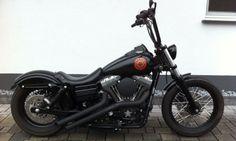 Harley - Davidson Dyna Street Bob Bobber  FXDBI