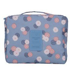 여성 여행 화장품 가방 주최자 메이크업 케이스 파우치 세면 가방