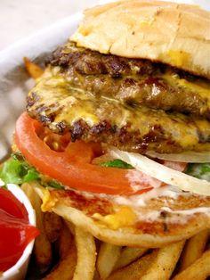 Booyah!  Gotta try @MOOYAH burgers