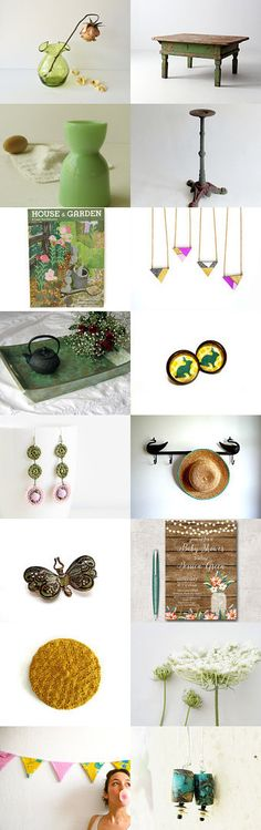Sunday's Mix by Untried on Etsy--Pinned with TreasuryPin.com