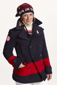 Ralph Lauren Debuts 2014 Winter Olympics Uniforms (Which Were Actually Made in America)
