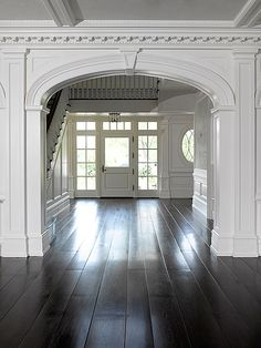 Decor Innovations - Millwork Custom Home Builders, Custom Homes, Base Moulding, Architectural Elements, Smart Home, Interior And Exterior, Villa, Flooring, Architecture