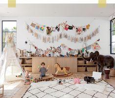 Simple Kids Playroom