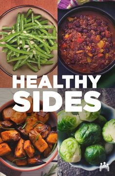 Can you believe the holidays are almost here? If menu planning has you stressed, we can help. We've compiled some of our favorite holiday side dishes that are healthy and delicious!