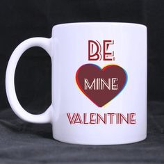 BE MIME VALENTINE Custom Photo Mugs >>> Startling review available here  : Cat mug