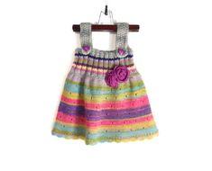 örgü bebek elbise modelleri (18)