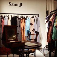 Samuji SS13 collection at Copenhagen Fashion Week