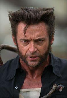 Hugh Jackman as Wolverine in X-Men: Days of Future Past Marvel Wolverine, Wolverine Movie, Logan Wolverine, Marvel Heroes, Logan Xmen, Wolverine Claws, X Men, Hugh Jackman Images, Top Superheroes