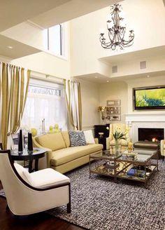 Family room. Luxury