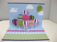 Stampin Up Demonstrator UK Victoria Rogers Blog order Stampin Up Products here: Stampin' Up! Up, Up and Away