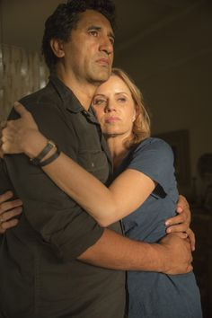 Cliff Curtis and Kim Dickens will appear on Talking Dead following the season 1 finale of AMC's Fear The Walking Dead