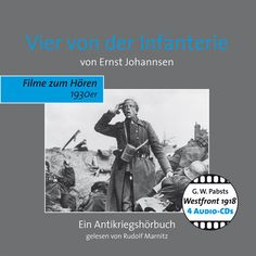 """Das Ende 1928 entstandene, dann 1929 im linksgerichteten Hamburger Fackelreiter-Verlag erschienene und von diesem (zumindest aufgrund der Figurenperspektive nicht zu unrecht) als """"das Kriegsbuch des Arbeiters"""" beworbene Werk wurde in 14 Sprachen übersetzt. Es gehört heute jedoch nicht zum Kanon der Kriegsliteratur, doch lohnt sich seine Wiederentdeckung aus mancherlei Gründen. Hörprobe VIER VON DER INFANTERIE - die erste Minute via SoundCloud."""
