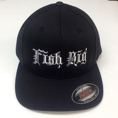 Limited edition Fish Big caps. Fishing Outfits, Lifestyle Clothing, Baseball Hats, Cap, Fitness, Fashion, Baseball Caps, Baseball Cap, Moda