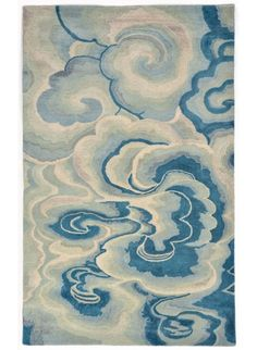 $852 for 8x10 - 8200/47 9' x 12' Cloud Grey Rug by Trans Ocean