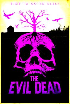The Evil Dead - Alt. Minimalist Poster by Edwin Julian Moran II Best Movie Posters, Movie Poster Art, Art Posters, Horror Movie Posters, Horror Movies, Scary Movies, Good Movies, Awesome Movies, Pepsi
