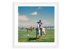 Slim Aarons, Polo in Florida on OneKingsLane.com