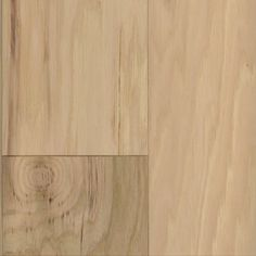 """$6.99 on sale call for price Shaw Green Edge Epic:  Bellemeade Hickory Natural Plank 3/8"""" x 3 1/4"""" Engineered Hardwood SW128/122"""