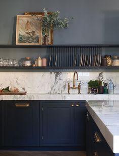 Kitchen Interior, New Kitchen, Kitchen Decor, Kitchen Ideas, Kitchen Size, Smart Kitchen, Stylish Kitchen, Kitchen Planning, Minimal Kitchen