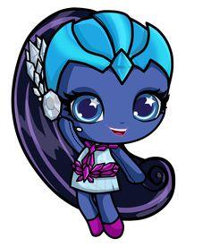 Pandora Jasper, Astranova in Monster Minis Everybody was, so I...