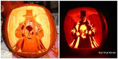 Dr Jeckyll and Mr Hyde Pumpkin Carving tips